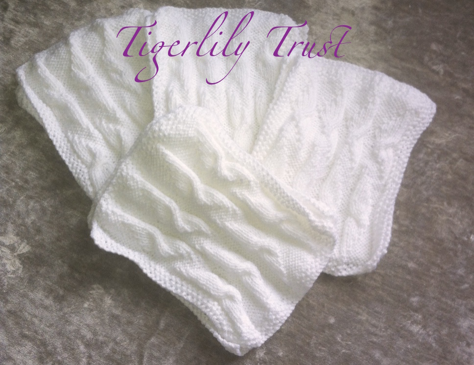 Angel Wings Blankie